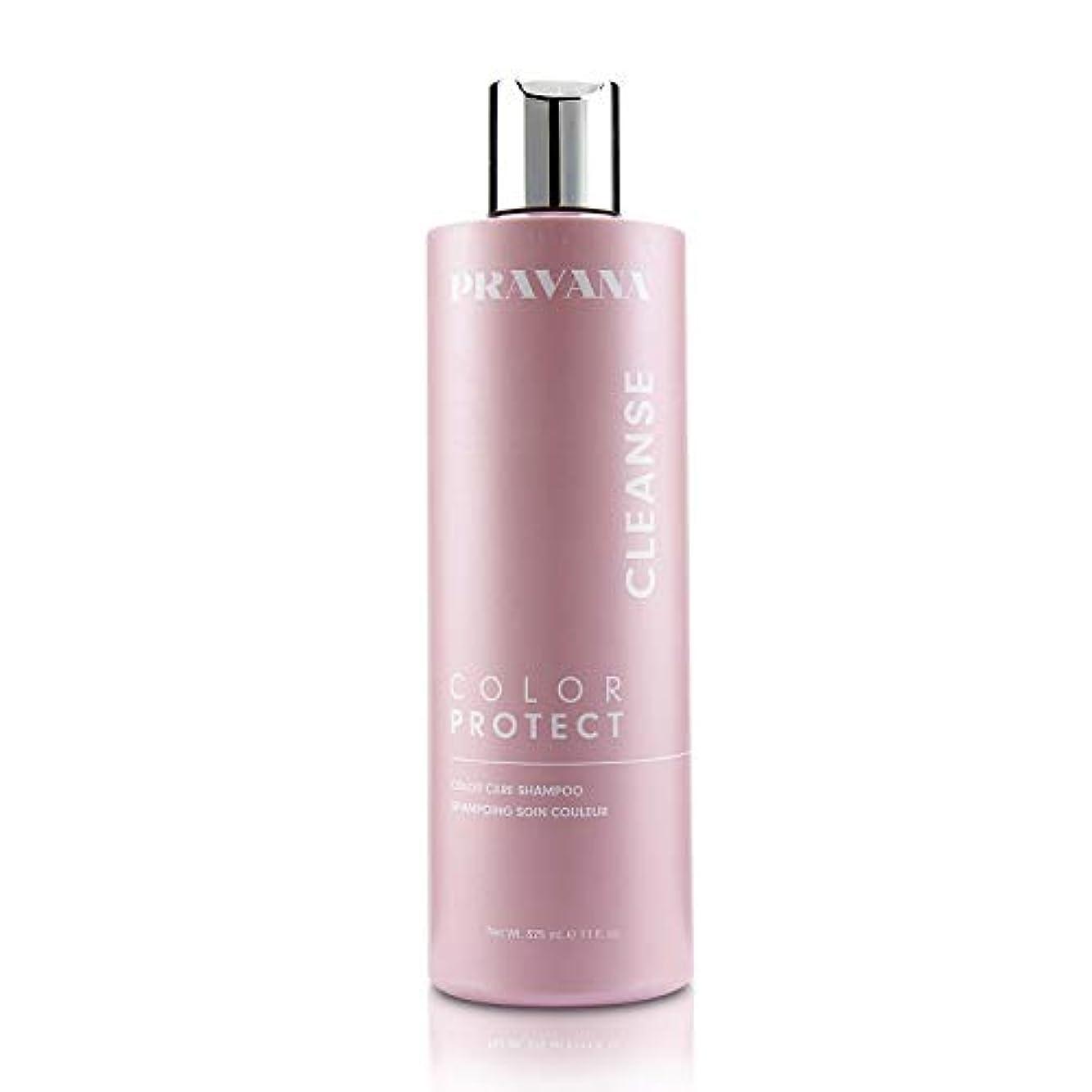 ガイドラインスーパーマーケットモンスターPravana Color Protect Color Care Shampoo 325ml/11oz並行輸入品