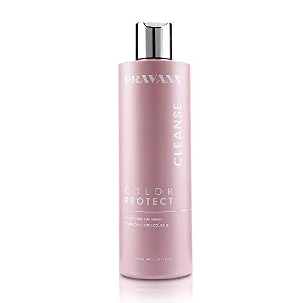 フェローシップオフェンス店主Pravana Color Protect Color Care Shampoo 325ml/11oz並行輸入品