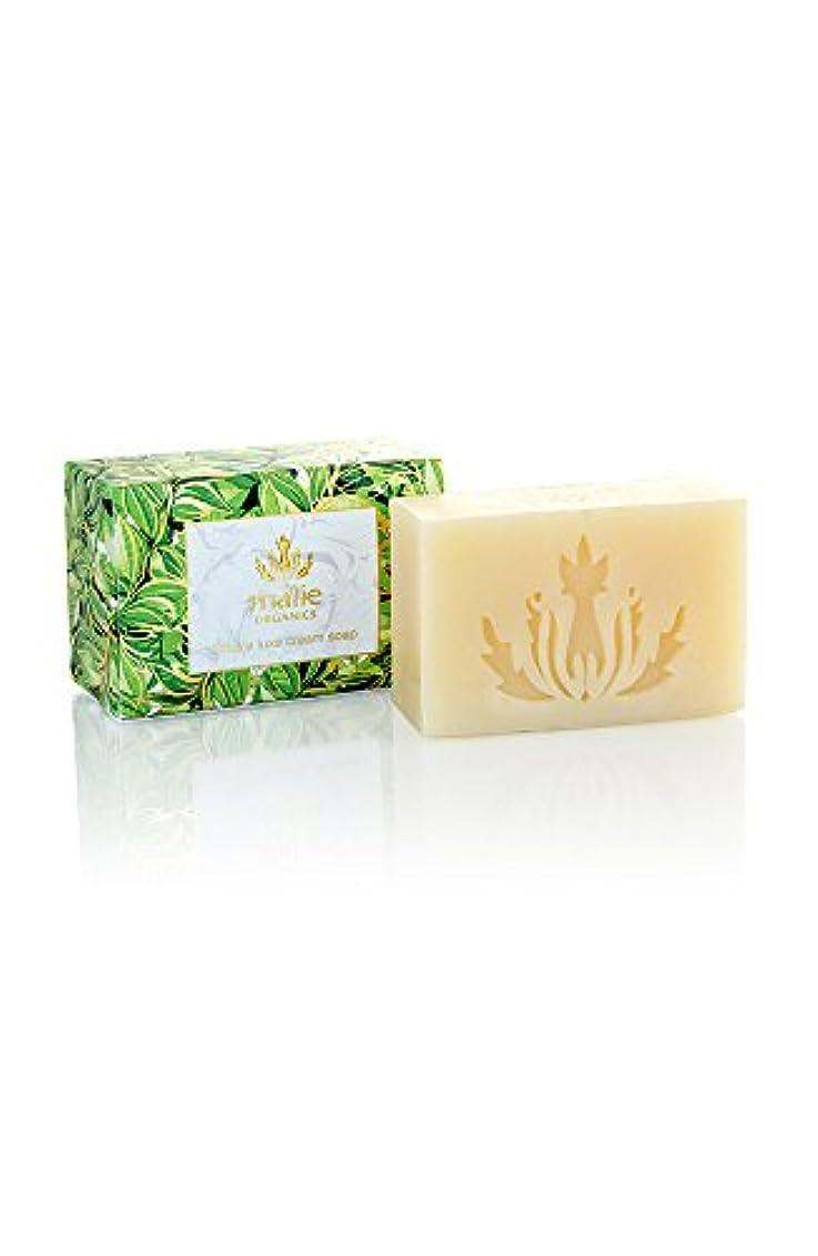 スナップ欠かせないステッチMalie Organics Luxe Cream Soap Koke'e(マリエオーガニクス ラックスクリームソープ コケエ) 113 g