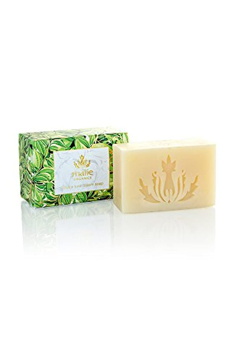 スワップ車両宿題をするMalie Organics Luxe Cream Soap Koke'e(マリエオーガニクス ラックスクリームソープ コケエ) 113 g