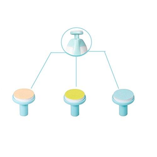 ベビーレーベル ネイルケア アタッチメント交換パッド 3個 コンビCombi対応