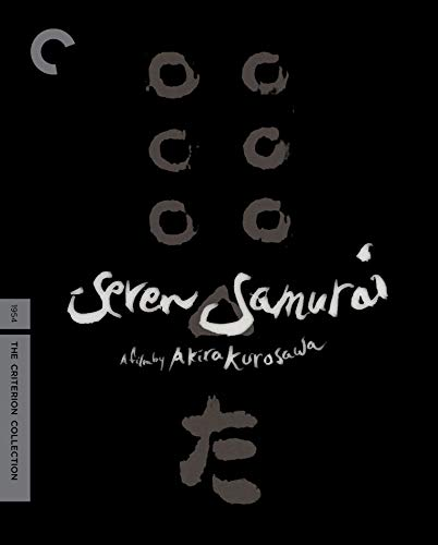 Seven Samurai - The Criterion Collection (七人の侍 クライテリオン版 Blu-ray 北米版)[Import]