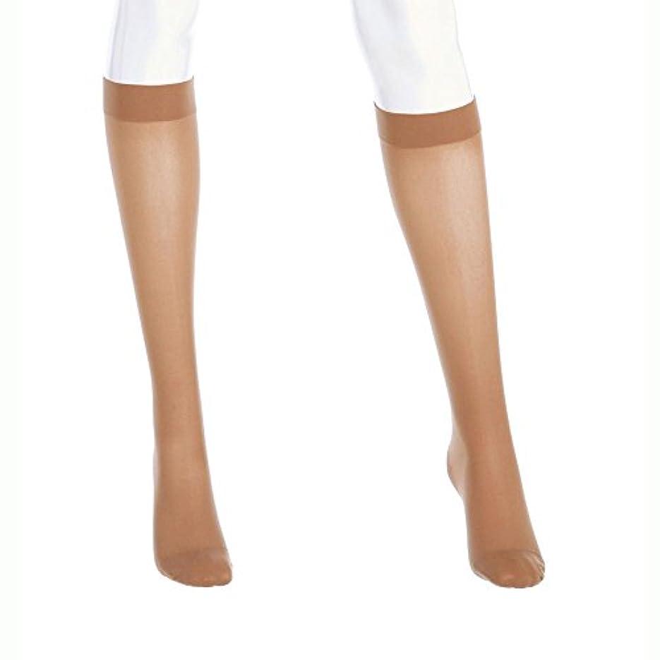 裁判官柔らかさコントローラMediven Assure, Closed Toe, 20-30mmHg, Knee High Compression Stocking, Small, Black by Medi