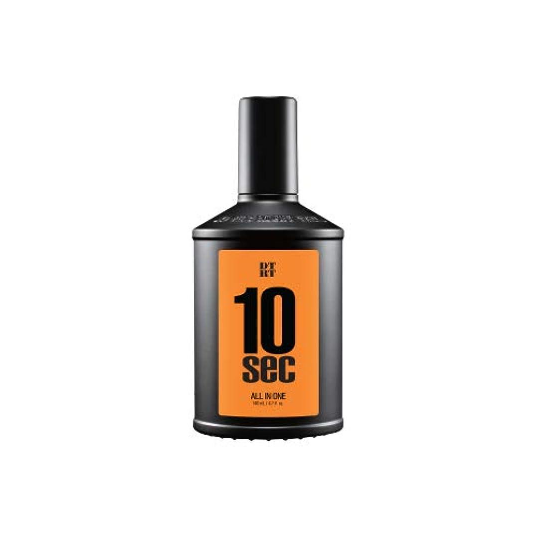 ヨーグルト解放する。メンズコスメ DTRT オールインワン化粧水 10sec