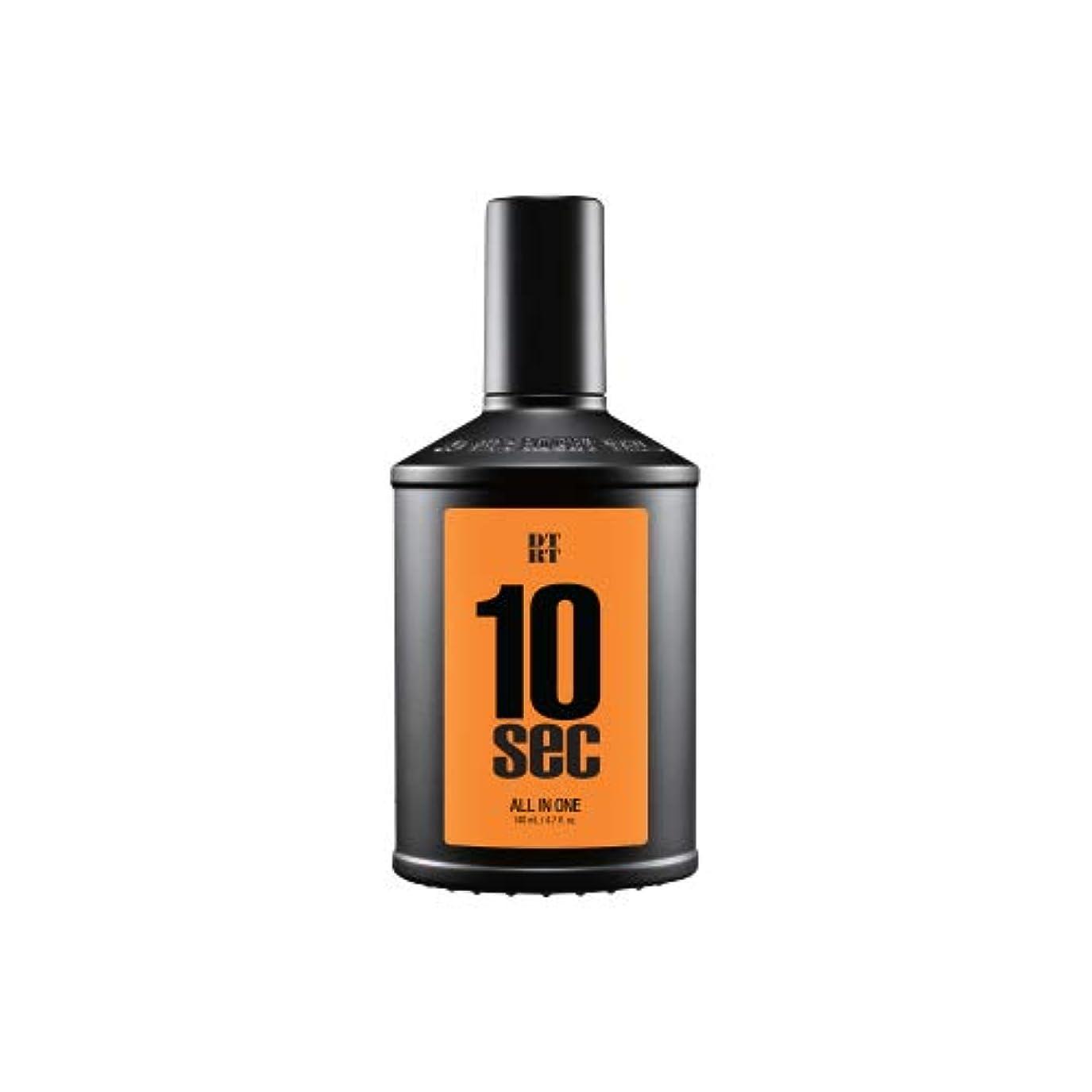 インフラ意気込みコーヒーメンズコスメ DTRT オールインワン化粧水 10sec