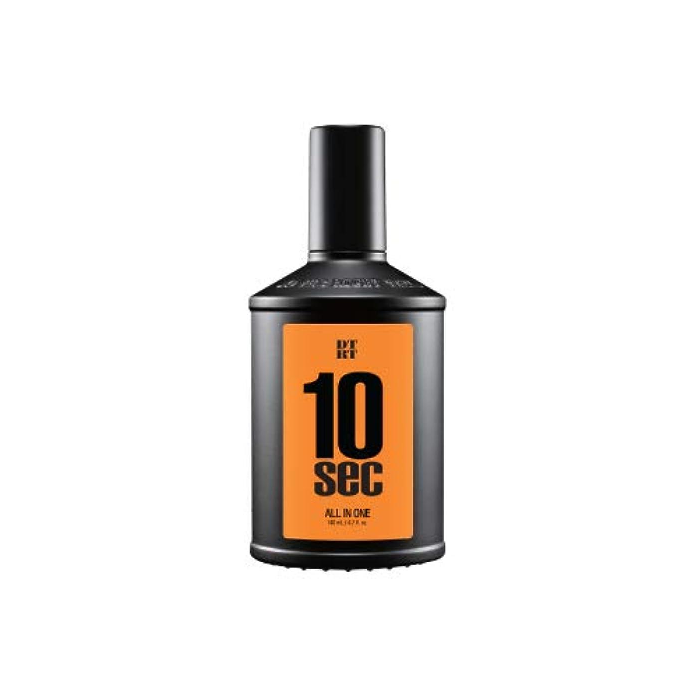 メンズコスメ DTRT オールインワン化粧水 10sec