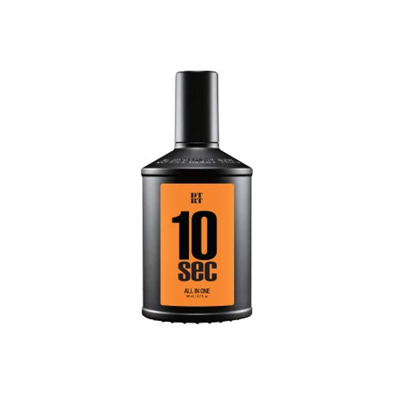 体系的にトランクライブラリセイはさておきメンズコスメ DTRT オールインワン化粧水 10sec