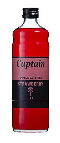 キャプテン キャプテン イチゴ 600ml