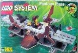 Lego Adventurers #5925 Pontoon Plane / レゴ 世界の冒険シリーズ 水上飛行機