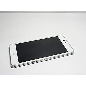 富士通 SIMフリースマートフォン arrows M04 ホワイト FARM06304(M04ホワイト)