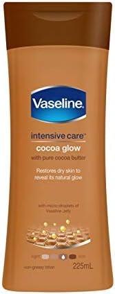 Vaseline Intensive Care Body Lotion Cocoa Glow, 225ml