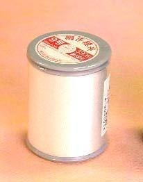 金亀印 〔色:白〕絹手縫糸9号450m(職業用)