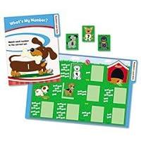 Carson Dellosa Center Solutions Math File Folder Games, Kindergarten (CDP140305) [並行輸入品]