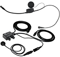 アドニス電気(ADONIS DENKI) バイクマイクロホンセット (I) タイプ 【品番】HP-1800(I)