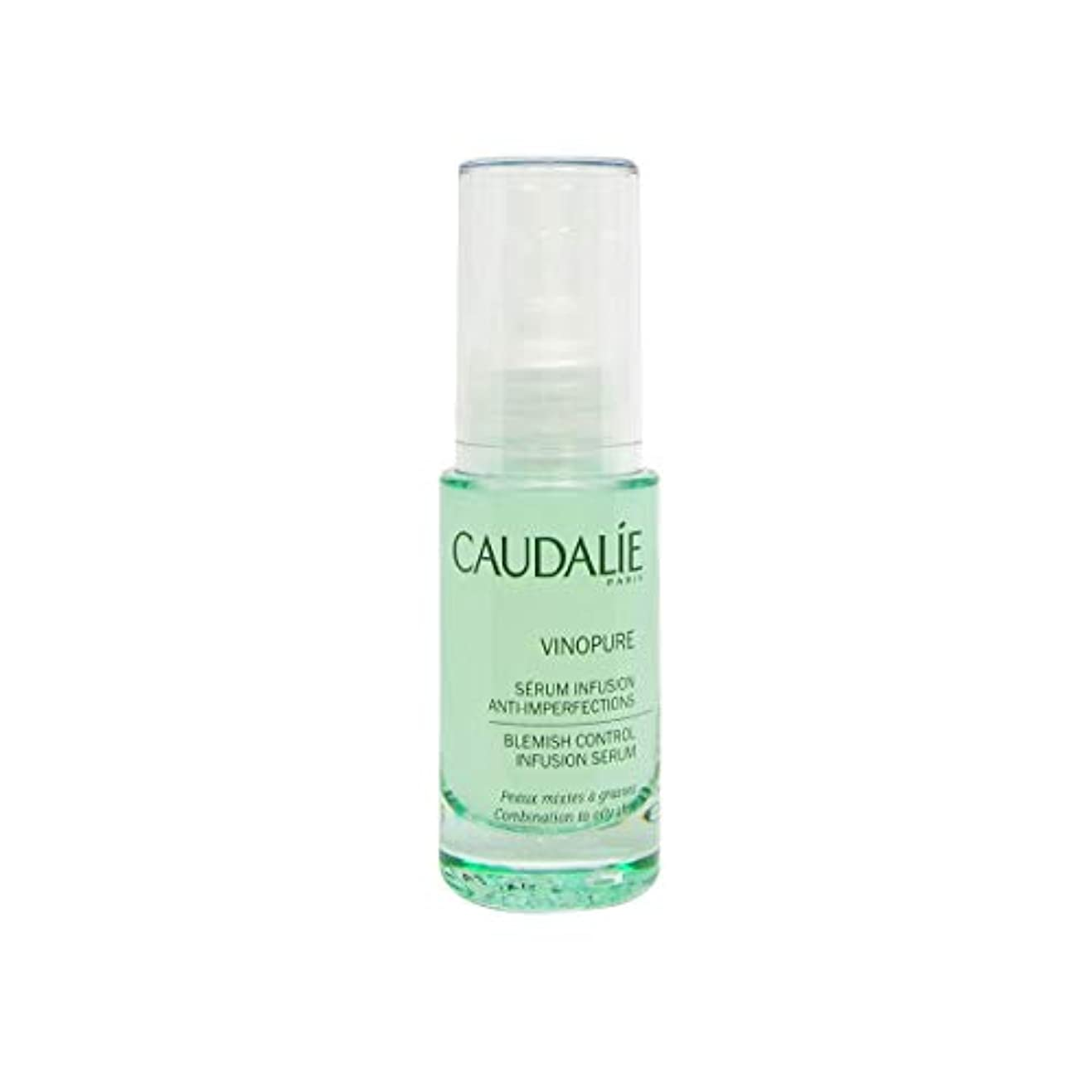 傾向役職オフCaudalie Vinopure Serum Infusion Anti-imperfections 30 Ml [並行輸入品]