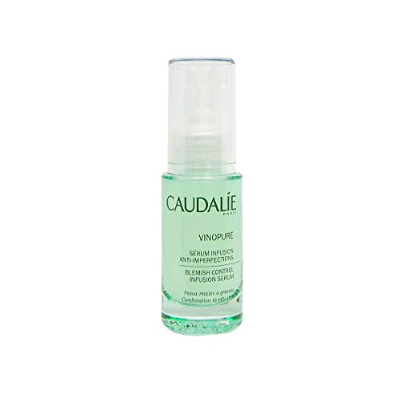 昇る栄光解釈Caudalie Vinopure Serum Infusion Anti-imperfections 30 Ml [並行輸入品]