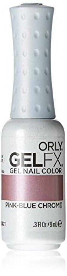 仕立て屋メディカル金額Orly GelFX Gel Polish - Pink-Blue Chrome - 0.3oz/9ml