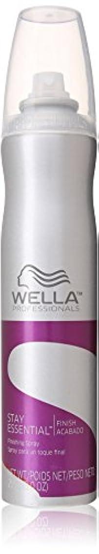 契約不条理巨大なWella ユニセックスのために不可欠仕上げスプレー滞在、9オンス 9.0オンス