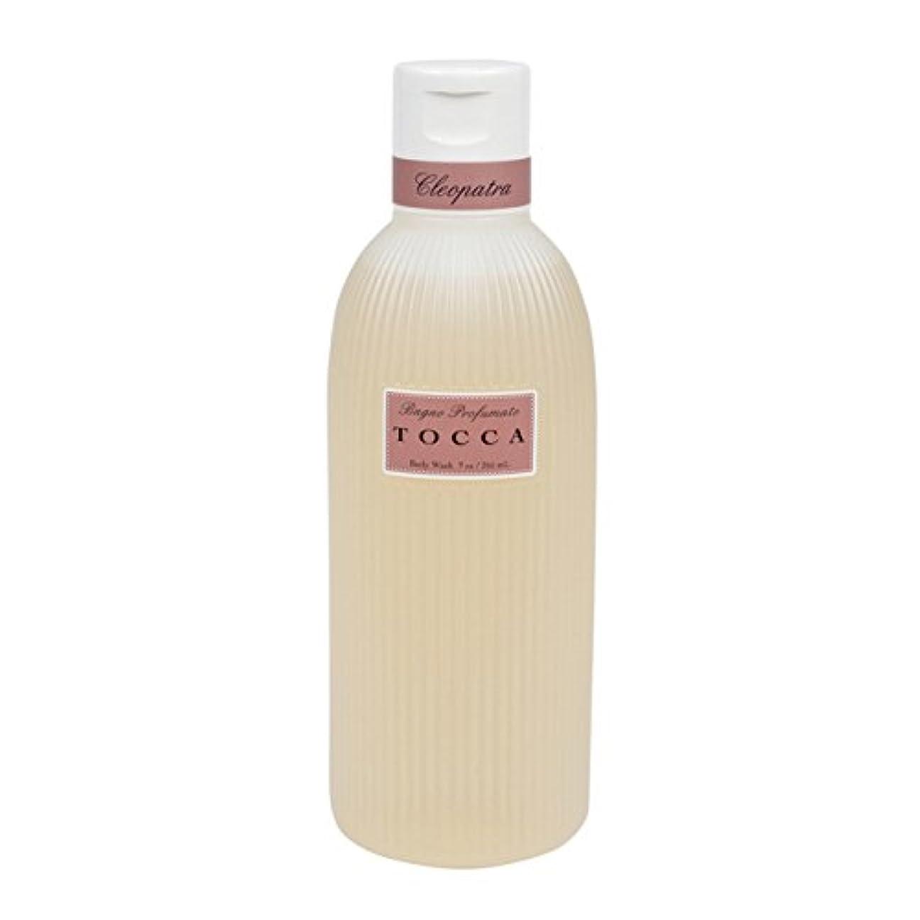 したい形容詞アクショントッカ(TOCCA) ボディーケアウォッシュ クレオパトラの香り 266ml(全身用洗浄料 ボディーソープ グレープフルーツとキューカンバーのフレッシュでクリーンな香り)