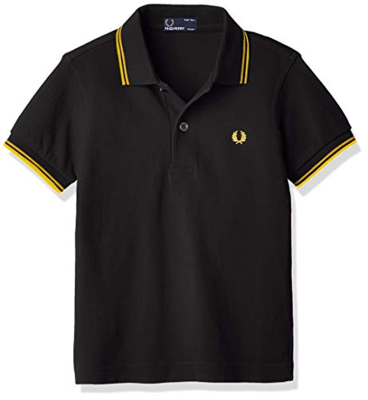 [フレッドペリー] ポロシャツ KIDS TWIN TIPPED FRED PERRY SHIRT SY3600 キッズ
