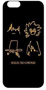 【Music Smartphone Case】SEKAI NO OWARI for iPhone6 スマートフォンケース