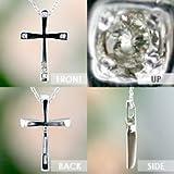 6ダイヤモンド クロス ペンダント&ネックレス AJ-32 クリスチャン・オジャール画像⑤