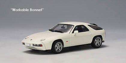 AUTOart 1/43 ポルシェ 928 (ホワイト)