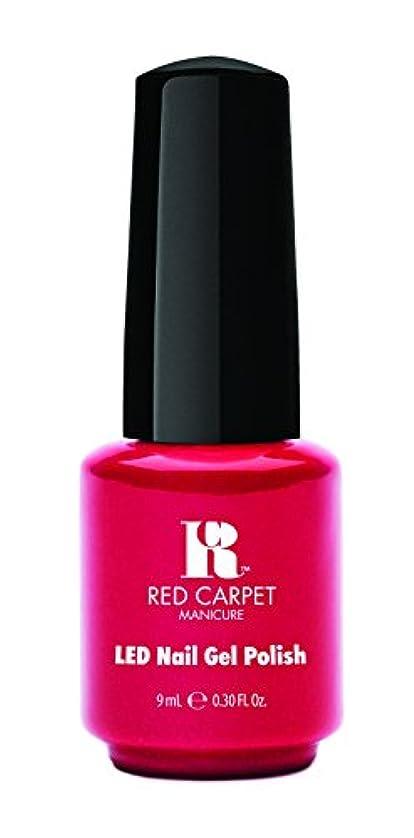 通知する虎買収Red Carpet Manicure - LED Nail Gel Polish - My Big Break - 0.3oz/9ml