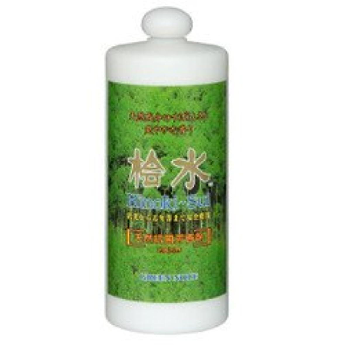 香り速い民間桧水500ml 5個セット