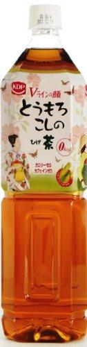 アイリスオーヤマ とうもろこしのひげ茶 1500ml×12本 CT-1500C
