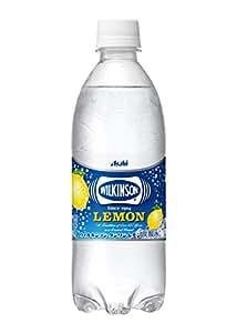アサヒ飲料 ウィルキンソン タンサン レモン 強炭酸水 500ml×24本
