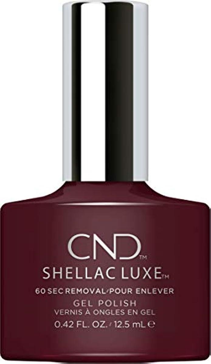ヒープ真空時間とともにCND Shellac Luxe - Black Cherry - 12.5 ml / 0.42 oz