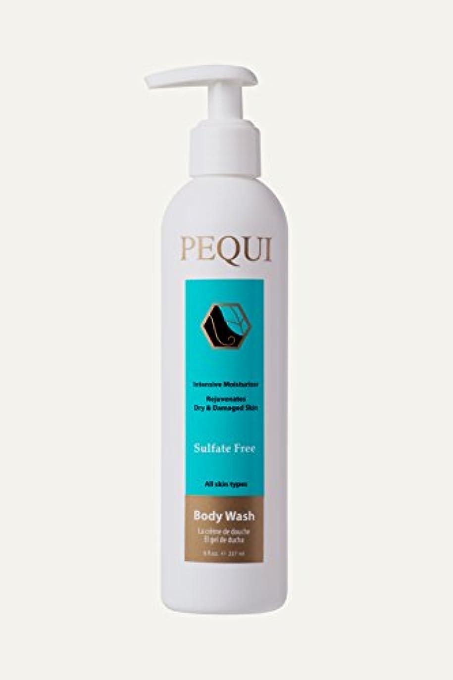 スクラブ毒性バックBioken Pequi Body Wash 8.0 oz by Bioken