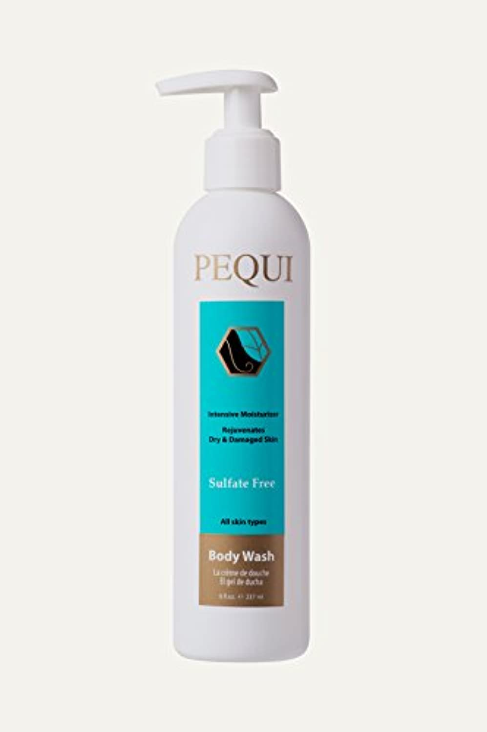 段落状況統計的Bioken Pequi Body Wash 8.0 oz by Bioken
