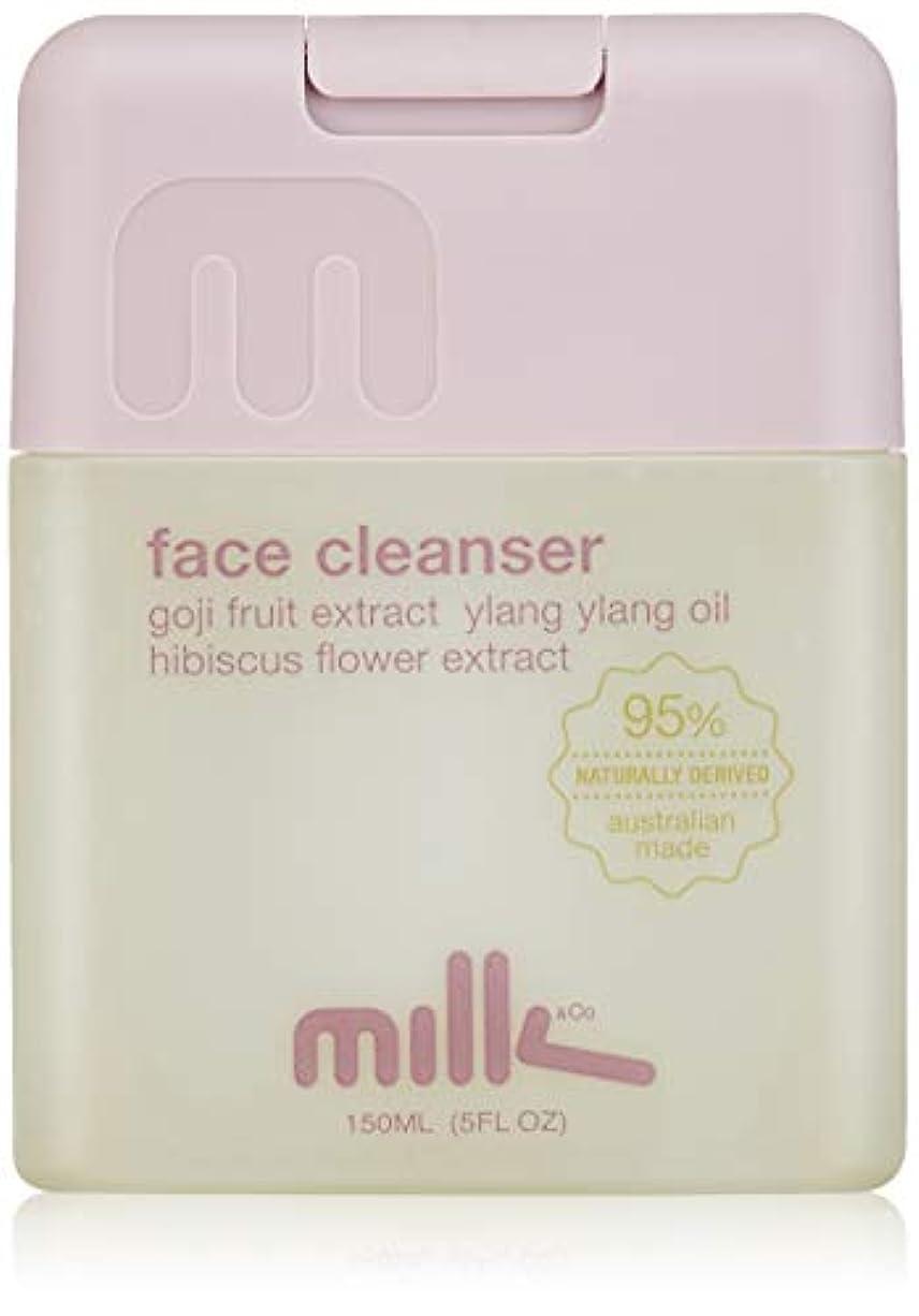しなやか動機紀元前MILK(ミルク) FACE CLEANSER 150ml