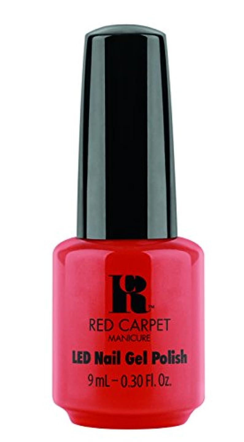 アルバムバウンス特徴づけるRed Carpet Manicure Gel Polish, Ooo La Liscious, 0.3 Fluid Ounce by Red Carpet