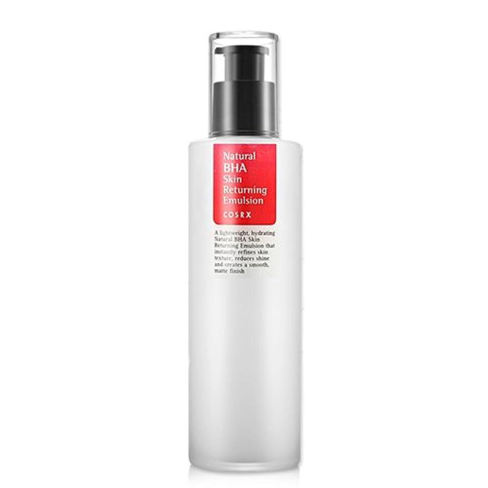 フレア貨物良さCOSRX Natural BHA Skin Returning Emulsion 100ml/K-Beauty/Korea Cosmetics