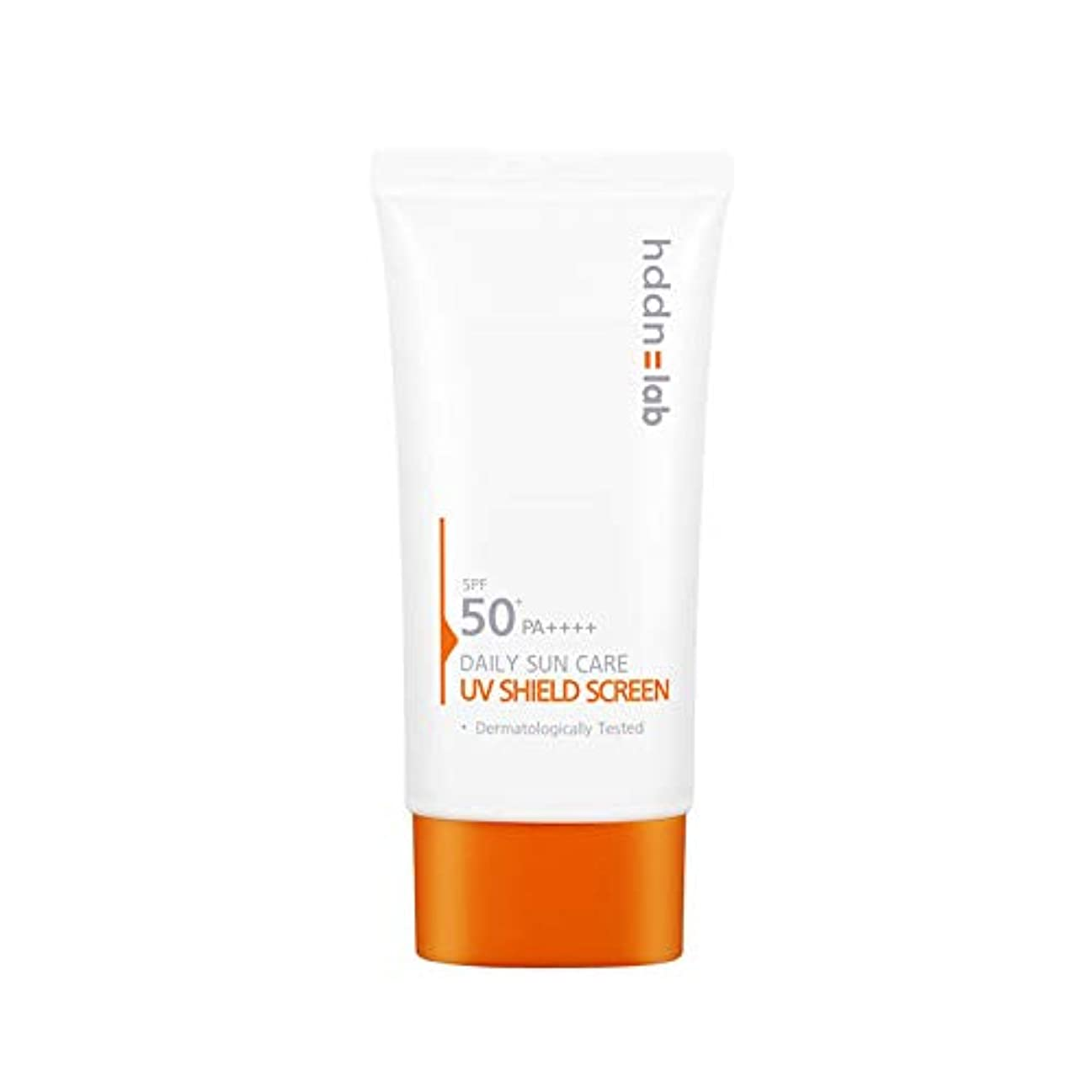小さい責任者性差別【 Hddn=lab 】 Daily Sun Care UV Shield Screen (45ml) SPF50+/PA++++ Hddn Lab 韓国 日焼け止め