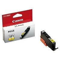 (業務用セット) キヤノン Canon インクジェットカートリッジ BCI-351Y イエロー 1個入 【×3セット】 〈簡易梱包