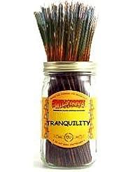 Tranquility - 100 Wildberry Incense Sticks [並行輸入品]