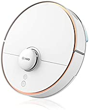 360 S7 Robot Vacuum and Mop cleaner, 2200Pa Super Power Suction, Laser Navigation, Multi-Map Management, Hard