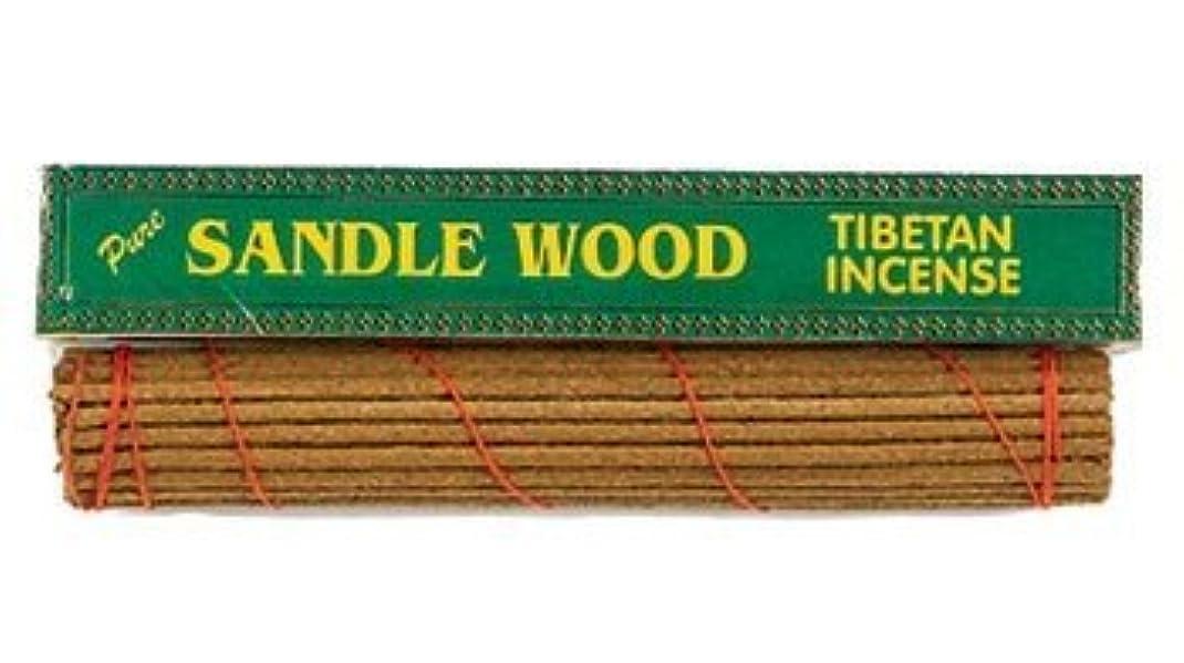 虫を数える歯科医同情的チベット香純粋なサンダルウッド、8