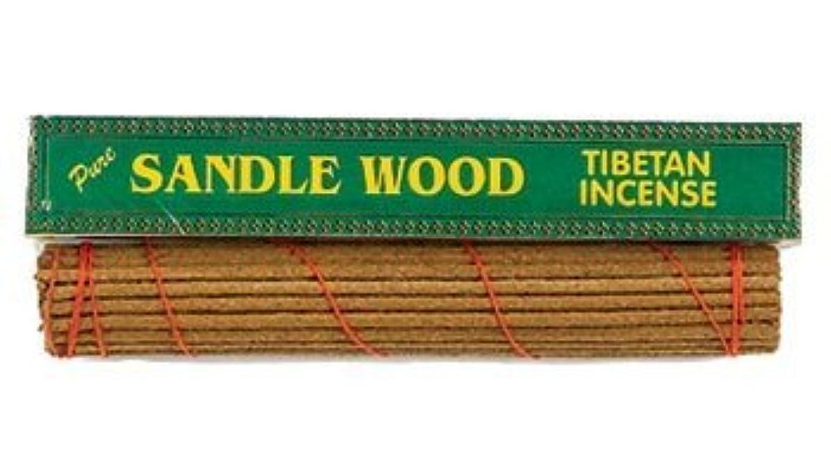 鳴らす全く致命的なチベット香純粋なサンダルウッド、8