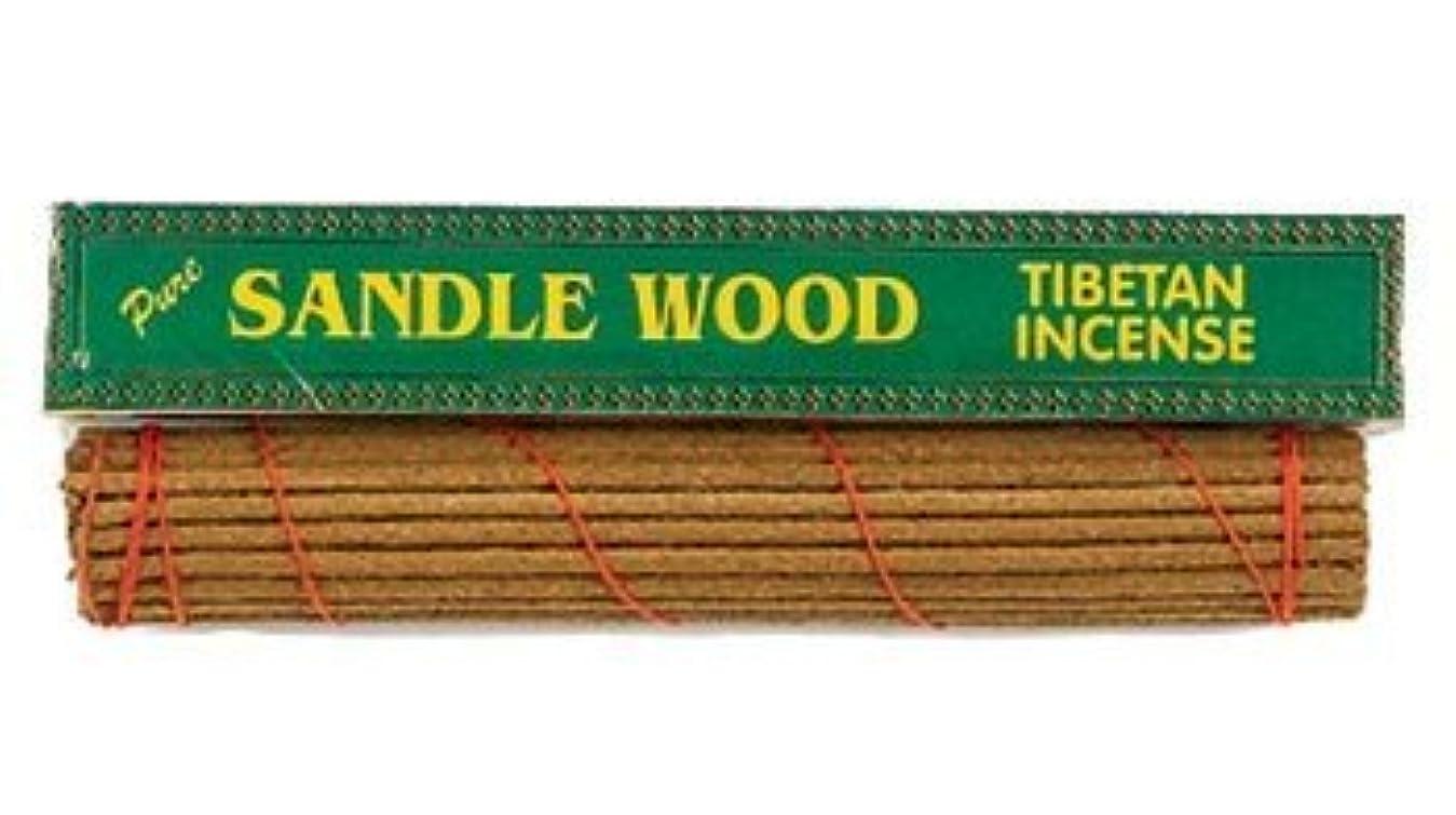 タバコインシデント不毛のチベット香純粋なサンダルウッド、8