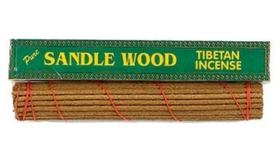 背骨等価池チベット香純粋なサンダルウッド、8