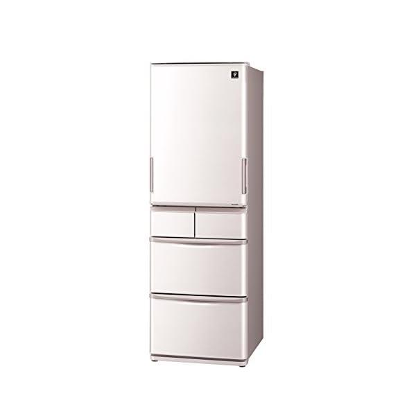 シャープ どっちもドア冷蔵庫 プラズマクラスタ...の紹介画像2