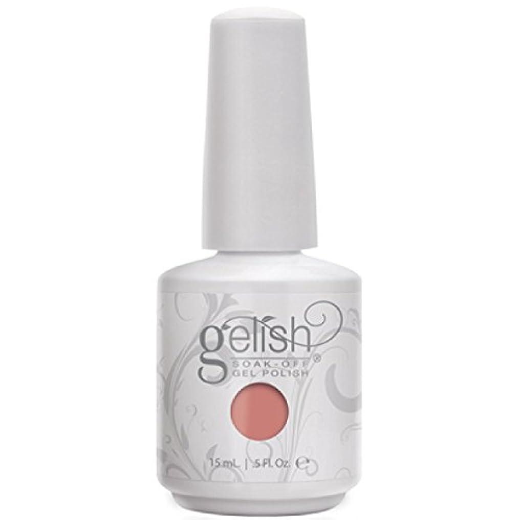 保守可能動かす非行Harmony Gelish Gel Polish - Up in the Air-Heart - 0.5oz / 15ml