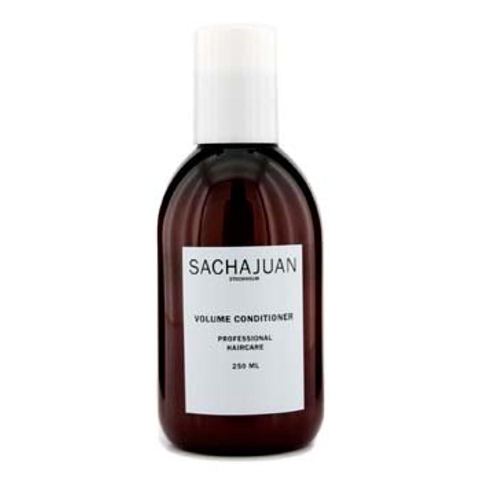 代表する駐地むしゃむしゃ[Sachajuan] Volume Conditioner (For Fine and Sensitive Hair) 250ml/8.4oz