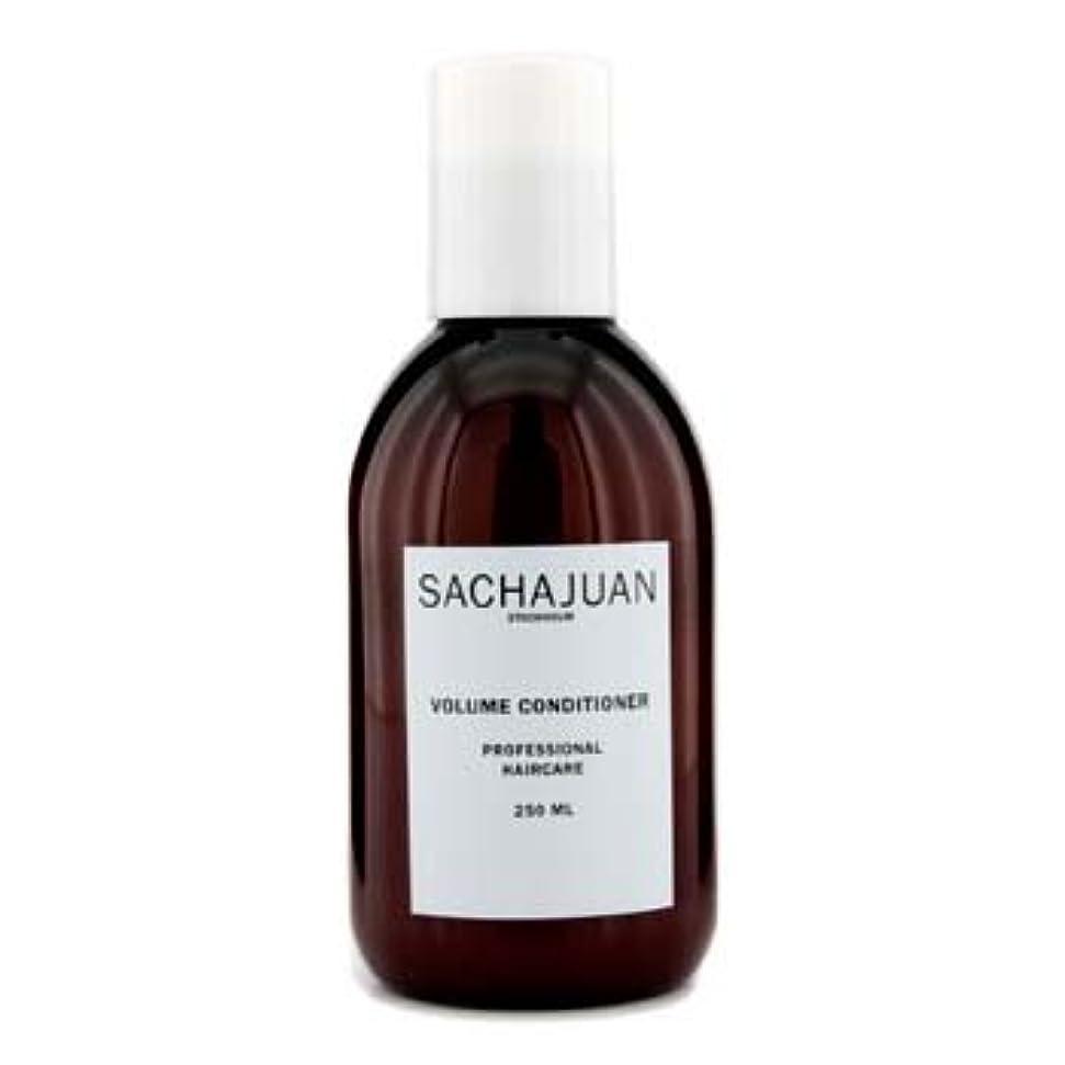 影響力のあるペレット臨検[Sachajuan] Volume Conditioner (For Fine and Sensitive Hair) 250ml/8.4oz