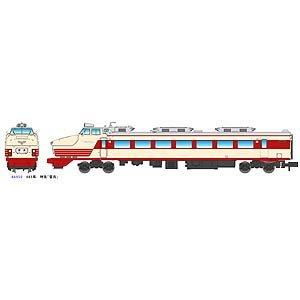 Nゲージ A6951 国鉄481系 登場時 赤スカート 特急「雷鳥」増結3両セット